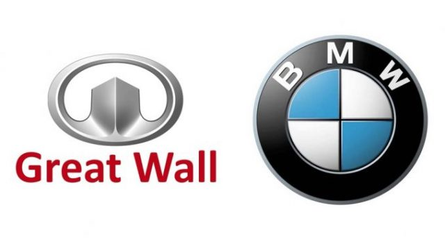 Bmw e Great Wall