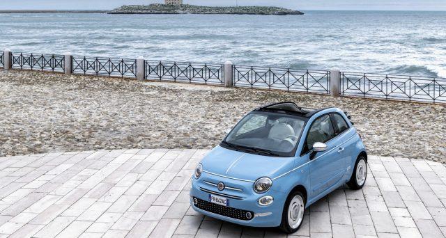 Fiat 500 Spiaggina 58: ecco il nuovo modello speciale lanciato sul mercato per festeggiare l'iconico modello.