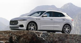 Maserati Baby Suv