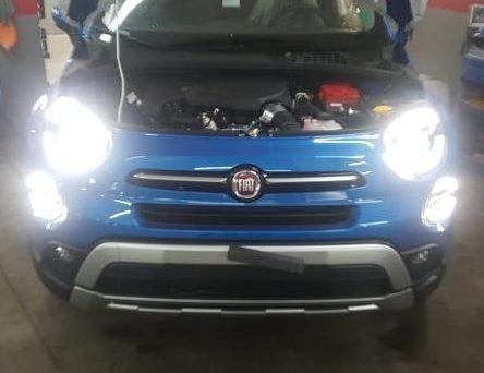 Nuova Fiat 500X: il suo debutto è ormai imminente i primi esemplari consegnati alle concessionarie.