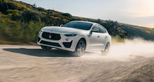 Maserati Levante GTS vince il premio
