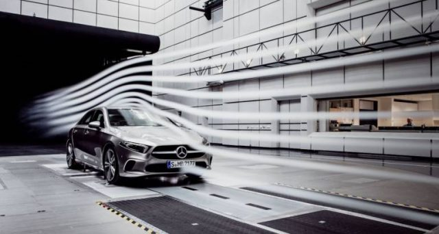 Nuova Mercedes-Benz Classe A Sedan