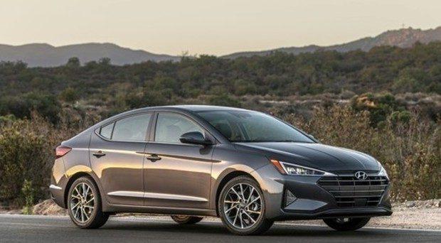 Nuova Hyundai Elantra