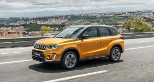 Nuova Suzuki Vitara 2018