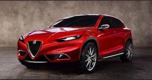 Nuovo Alfa Romeo Suv