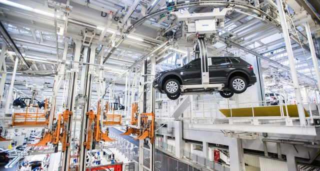 Volkswagen progetta di realizzare una fabbrica per auto elettriche negli Stati Uniti