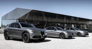 Alfa Romeo Giulia e Stelvio B-Tech