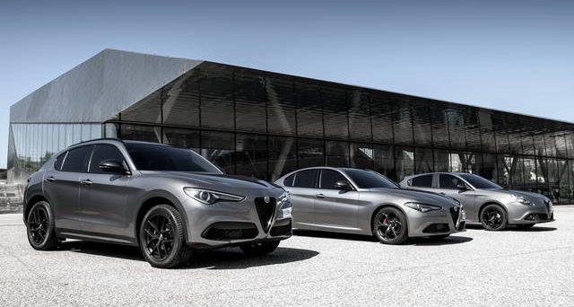 Alfa Romeo Stelvio e Giulia B-Tech
