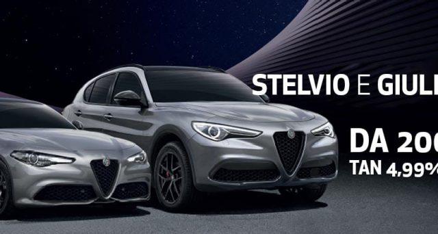 Alfa Romeo Stelvio E Giulia B Tech Prezzi E Primi Video Ufficiali
