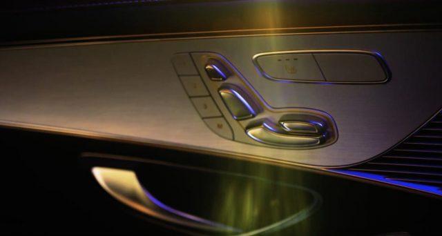 Mercedes eqc mostra il suo interno motori e auto for Mercedes g interno