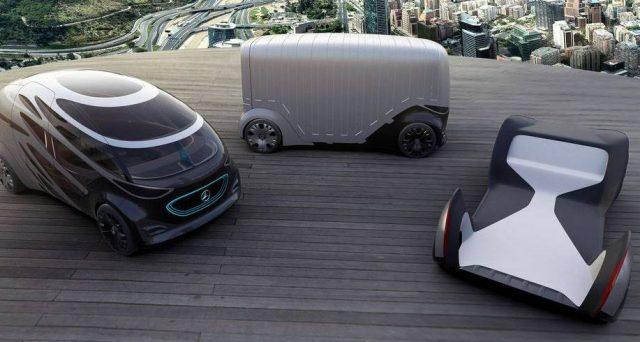 Mercedes-Benz nelle scorse ore ha mostrato il suo nuovo Concept Vision Urbanetic, ecco di cosa si tratta
