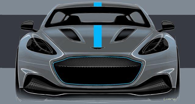 Aston Martin Rapide E: la nuova vettura elettrica del brand inglese sarà prodotta nel nuovo stabilimento in Galles.
