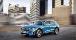 Nuova Audi e-tron