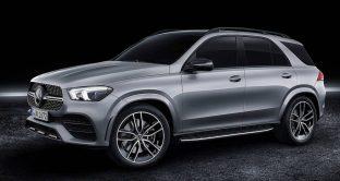 Nuova Mercedes GLE