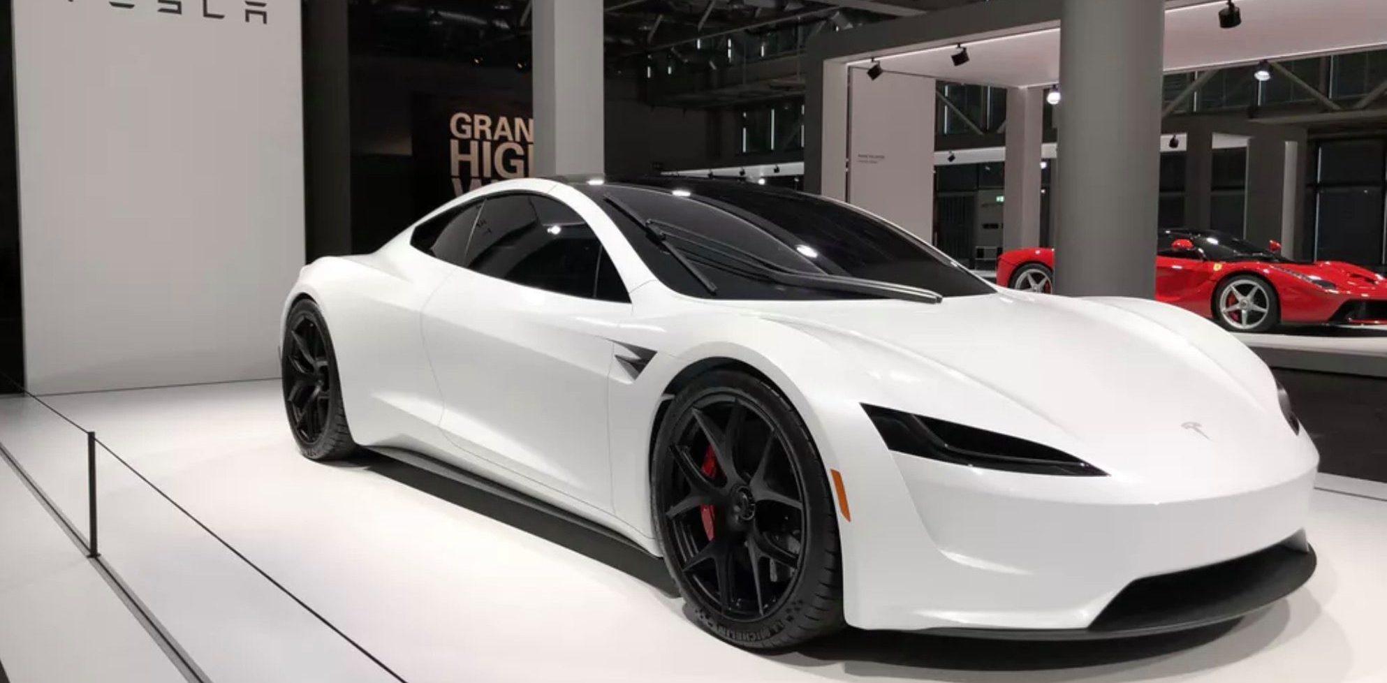 Nuova Tesla Roadster Debutto A Basilea Per La Vettura Elettrica Motori E Auto Investireoggi It
