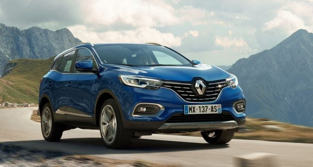 Nuova Renault Kadjar