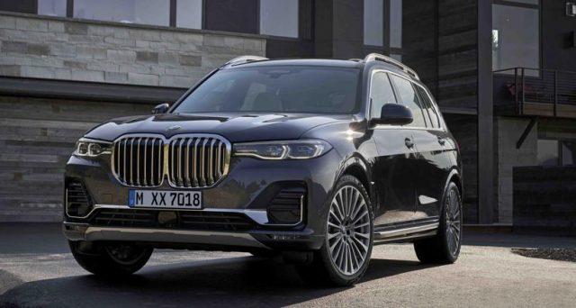 Bmw X7: il nuovo top di gamma tra i Suv della casa bavarese è stato finalmente rivelato, le vendite inizieranno a marzo.