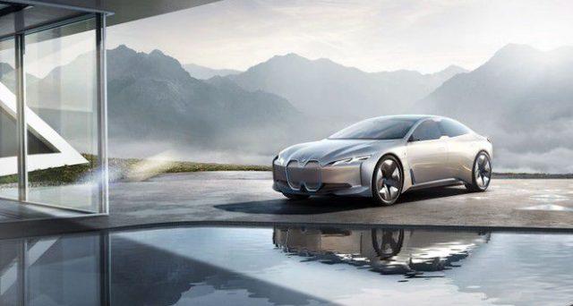 Bmw i4: la prossima auto elettrica della casa bavarese avrà un aspetto più convenzionale rispetto alla i3.