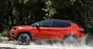Nuova Jeep Compass Trailhawk