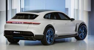 Porsche Suv elettrico