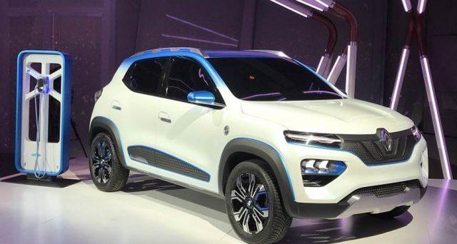 Renault K-ZE è il nome del nuovo suv elettrico low cost che la casa francese ha presentato a Parigi, costerà appena 9 mila euro.