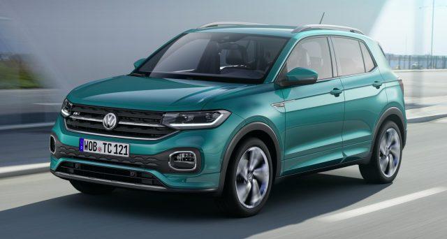 Niente versione ibrida per il nuovo suv compatto Volkswagen T-Cross