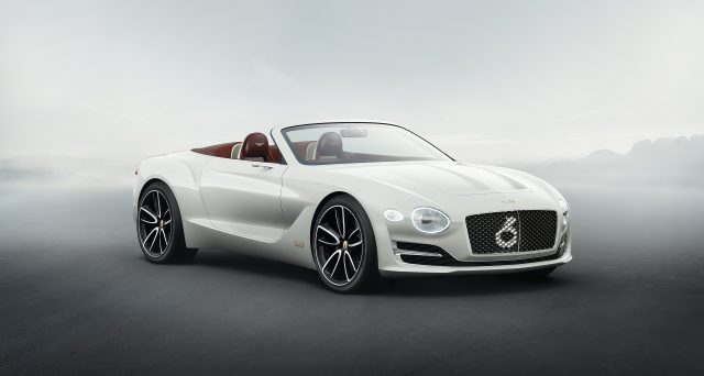 Anche Bentley inizia a progettare l'elettrificazione della sua gamma con la prima auto completamente elettrica che potrebbe essere annunciata nei prossimi anni.
