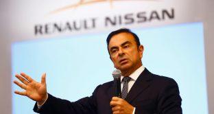 Carlos Ghosn Nissan Renault