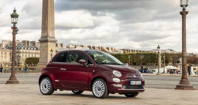 La famiglia di Fiat 500 raggiunge un traguardo storico, in 12 anni venduti 3 milioni di esemplari