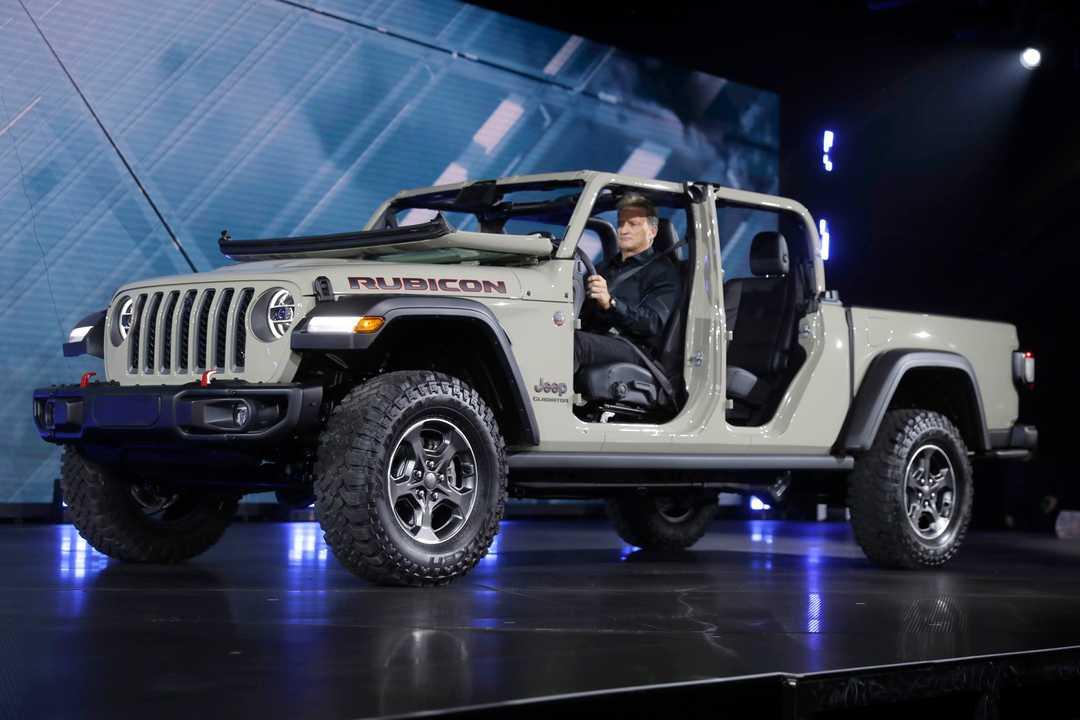 Jeep Gladiator E Stato Finalmente Presentato Ecco Le Prime