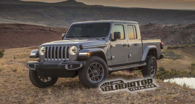 Su Twitter Jeep ha confermato che il suo pick up Jeep Gladiator sarà presentato al Los Angeles Auto Show 2018 il prossimo 28 novembre
