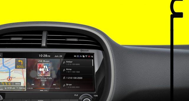 Nuova Kia Soul: prime immagini degli interni a pochi giorni dal suo debutto ufficiale che avverrà al Los Angeles Auto Show 2018