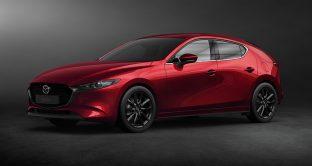 Nuova Mazda3 2018
