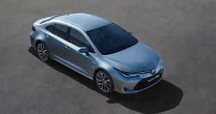 Nuova Toyota Corolla