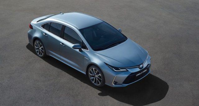 Toyota Corolla si conferma anche nel 2018 come l'auto più venduta al mondo distanziando la concorrenza nonostante un leggero calo
