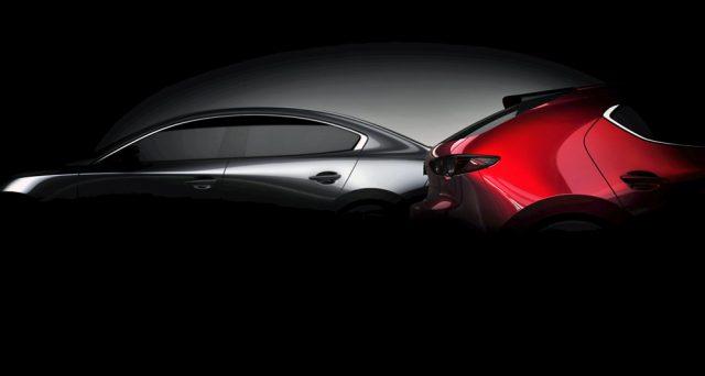 La nuova Mazda3 farà il suo debutto al Los Angeles Auto Show 2018 il prossimo 28 novembre.