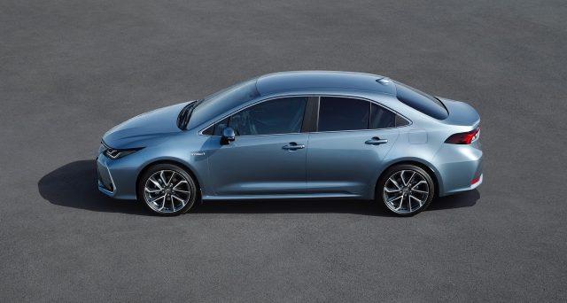 La nuova Toyota Corolla è stata presentata nelle scorse ore in Cina, ecco tutte le novità