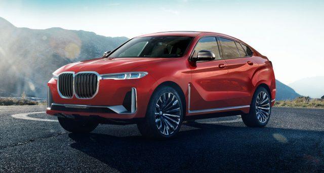 BMW X8 potrebbe essere l'auto più costosa del costruttore tedesco, superando l'X7, la serie 7 e persino la serie 8
