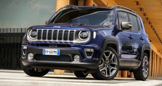 La versione ibrida del famoso crossover compatto di Jeep sarà prodotta a Melfi