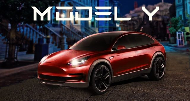 Tesla Model Y: il modello potrebbe avere 3 file di posti a sedere nella versione top di gamma e la produzione inizierà a metà del 2020
