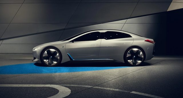 Il veicolo elettrico di Bmw arriverà sul mercato nel corso del 2021