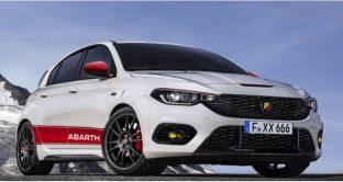 Fiat Tipo Abarth