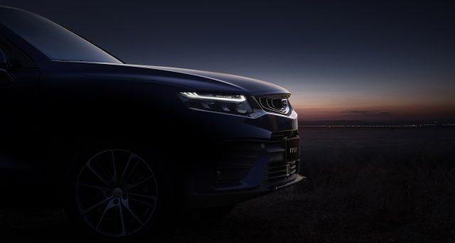 Geely ha lanciato una piattaforma di ordinazione online per le sue auto che consente ai clienti di acquistare e ricevere l'auto via web