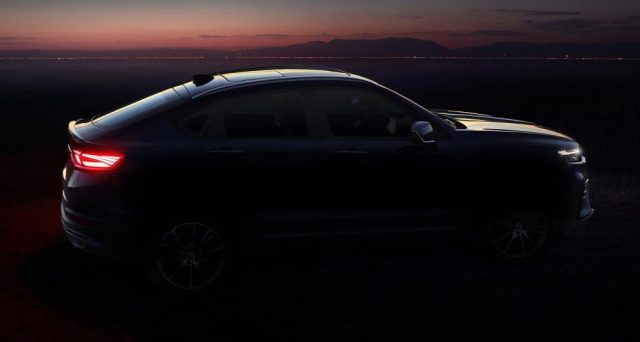 Geely FY11 Volvo