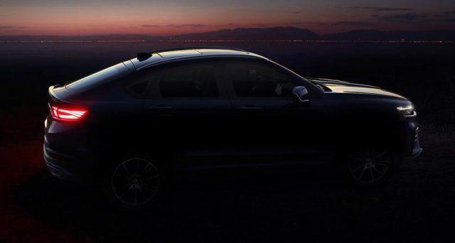 Geely, la casa madre di Volvo si prepara a lanciare un nuovo suv che proverà a sfidare Bmw X6