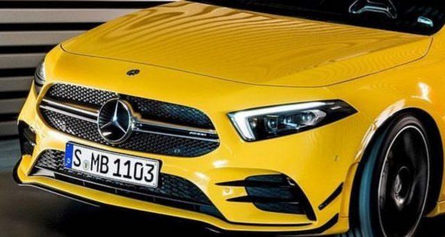 Mercedes A-City