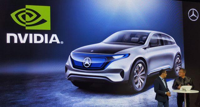 Mercedes-Benz e Nvidia hanno stretto un accordo di collaborazione per lo sviluppo dell'Intelligenza Artificiale nelle auto