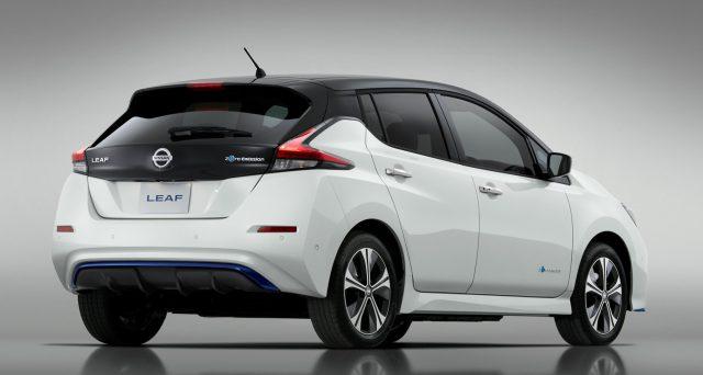 La vettura elettrica è stata presentata dalla casa giapponese nelle scorse ore, ecco le novità