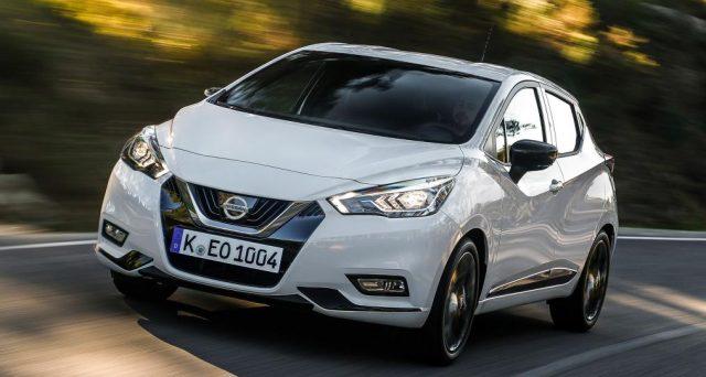 Ecco le novità principali relative all'aggiornamento di Nissan Micra per il 2019