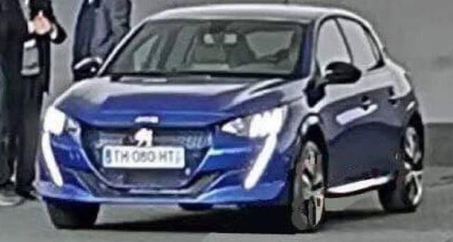 Basata sulla piattaforma e-CMP,  la nuova Peugeot 208 sarà presentata a Ginevra